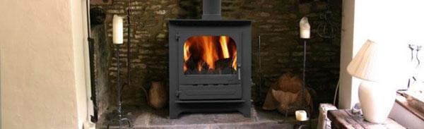 The Dunsley Highlander 7 woodburning and multifuel stove