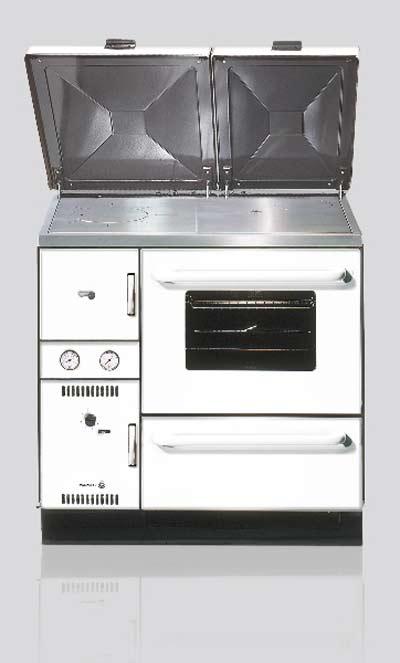 Wamsler 900 series cooker open lid